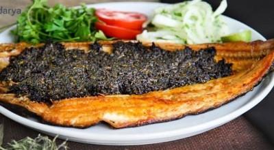 حشو،آنچه که به ماهی طعمی بی نظیر می دهد!