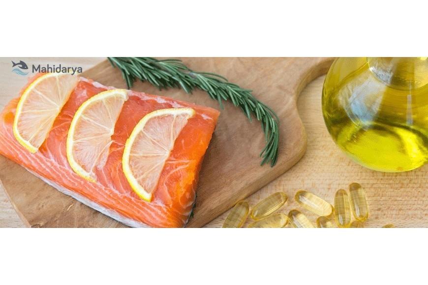 هر آنچه باید درباره خواص روغن ماهی بدانید!