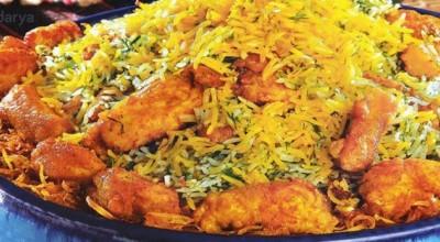 دمی لخلاخ، یک غذای محلی بوشهری