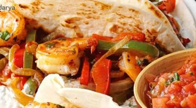 فاهیتای میگو، یک غذای مکزیکی خوشمزه