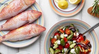 رسیدن به تناسب اندام و وزنی ایده آل با مصرف ماهی