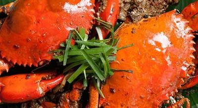 خوشمزه ترین روش برای طرز تهیه خرچنگ