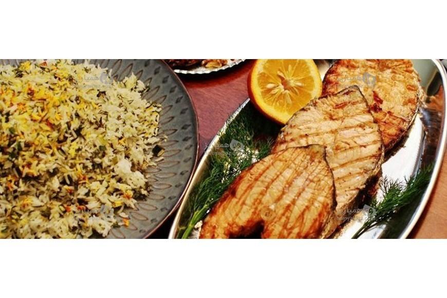 طرز تهیه 4 نوع ماهی کبابی خوشمزه و پرخاصیت!