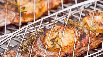 طرز تهیه ماهی در فر با 3 روش (سوخاری، با فویل و بدون فویل)