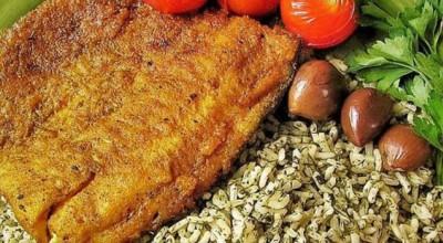 چطور شوید پلو با ماهی مجلسی و خوشمزه بپزیم؟