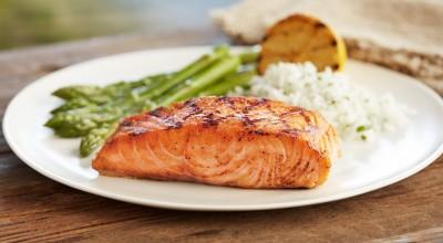 ماهیان دریایی به عنوان غذای سلامتی