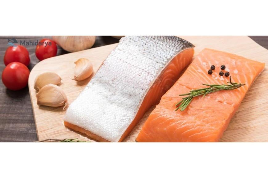 11 خواص بی نظیر ماهی سالمون