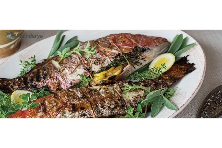 روش های مزه دار کردن ماهی (طعم دار کردن ماهی)