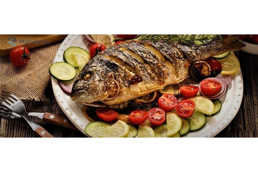 رمز و رازهای طرز تهیه یک ماهی شکم پر جنوبی مخصوص
