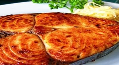 طرز پخت ماهی شیر سوخاری