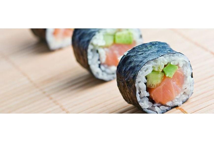 طرز تهیه سوشی ژاپنی