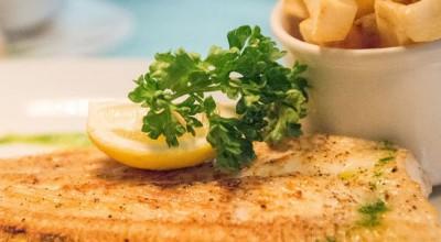 روش پخت شنیسل ماهی قزل آلا
