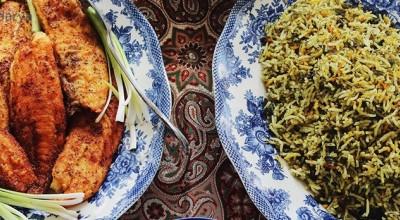 چگونه سبزی پلو با ماهی خوشمزه و سالم بپزیم؟