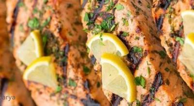 طرز تهیه استیک ماهی کبابی با ماهی های جنوب به سبک هندی
